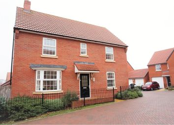 Thumbnail 4 bed detached house for sale in Sellicks Road, Taunton