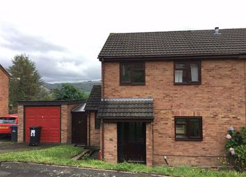 Thumbnail 2 bed semi-detached house to rent in 55, Gungrog Hill, Welshpool, Powys