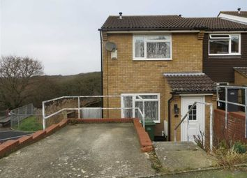 Thumbnail 2 bedroom end terrace house for sale in Heron Close, St Leonards-On-Sea, East Sussex