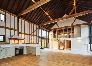 Thumbnail 4 bed barn conversion to rent in Queens Farm Road, Shorne, Gravesend