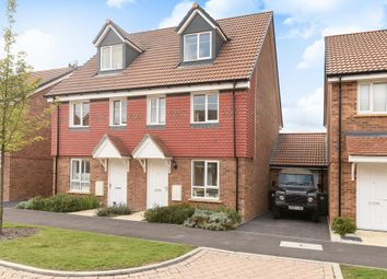Thumbnail 3 bedroom semi-detached house for sale in Felix Road, Didcot