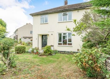 Thumbnail 4 bed semi-detached house for sale in Churchill Avenue, Aylesbury