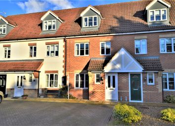 Thumbnail 3 bed town house for sale in Elgar Way, Stamford