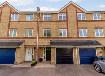 Thumbnail 4 bed town house for sale in Livesey Close, Kingston Upon Thames