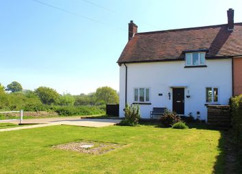 Thumbnail 3 bed semi-detached house for sale in Sparrows Corner, Great Oakley, Harwich