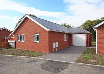 Thumbnail 3 bedroom detached bungalow for sale in Plot 1 The Orchard, Vineyard Place, Wellington, Telford