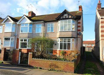 Thumbnail 3 bed end terrace house for sale in Farren Road, Wyken, Coventry