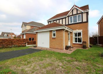 Thumbnail 3 bed detached house for sale in Cheriton Park, Southport