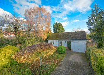 Thumbnail 2 bed detached bungalow for sale in Private Road, Keyworth, Nottingham