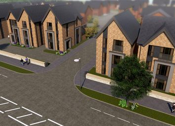 Thumbnail 4 bed semi-detached house for sale in Plot 4 'chatsworth', Rockcliffe Grange, Nottingham Road, Mansfield