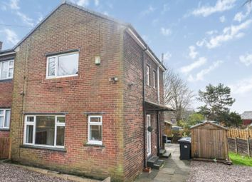 Thumbnail 2 bed semi-detached house for sale in Knowsley Green, Springhead, Saddleworth