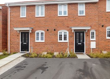 Thumbnail 2 bed town house to rent in Brownley Road, Clipstone Village, Mansfield