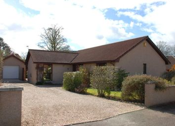 Thumbnail 4 bed bungalow for sale in Cranmore Drive, Smithton, Inverness