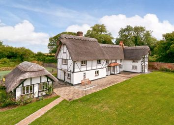 Thumbnail 6 bed detached house for sale in Heath Road, West Farleigh, Maidstone