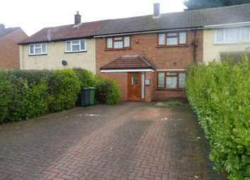 Thumbnail 3 bedroom terraced house for sale in Thackeray Crescent, Llanrumney, Cardiff