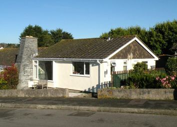 Thumbnail 2 bed semi-detached bungalow for sale in St. Georges Road, Looe
