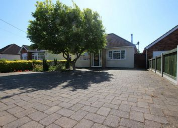 Thumbnail 2 bed detached bungalow for sale in Mill Lane, Cressing, Braintree, Essex