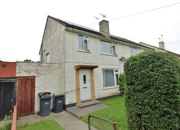Thumbnail 3 bed semi-detached house for sale in Bentworth Close, Havant