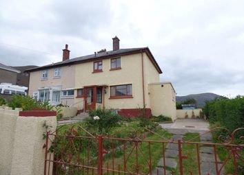 Thumbnail 3 bed semi-detached house for sale in Maes Y Llan, Dwygyfylchi, Conwy, North Wales