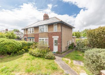 Thumbnail 3 bedroom semi-detached house for sale in Outram Road, Oxford