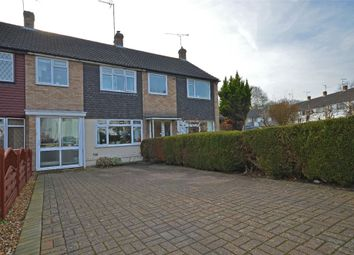 Thumbnail 3 bed terraced house for sale in Rectory Road, Farnborough, Hampshire