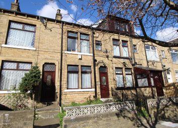 Thumbnail 3 bed town house for sale in Ellerton Street, Bradford