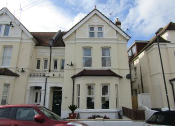 Thumbnail 1 bed flat to rent in Albany Road, Bexhill-On-Sea