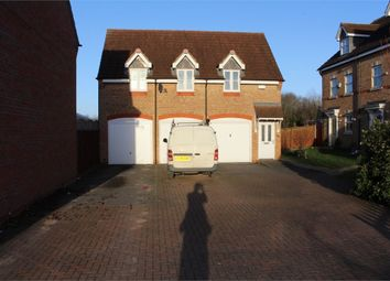 Thumbnail 1 bedroom detached house to rent in Brindley Close, Stoney Stanton, Leicester