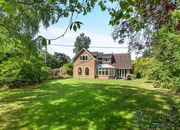 Thumbnail 5 bed detached house for sale in Brereton Heath Lane, Brereton Heath, Congleton
