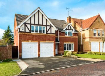 Thumbnail 5 bedroom detached house for sale in Churchill Gardens, St. Helens