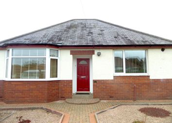 Thumbnail 2 bed detached bungalow for sale in Mansefield Road, Berwick Upon Tweed