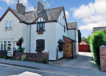 Thumbnail 2 bed end terrace house for sale in High Street, Dosthill, Tamworth
