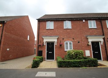 Thumbnail 3 bedroom end terrace house to rent in Waratah Drive, Chislehurst