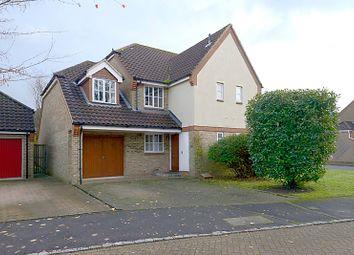 Thumbnail 3 bed semi-detached house for sale in Macphail Close, Wokingham, Berkshire
