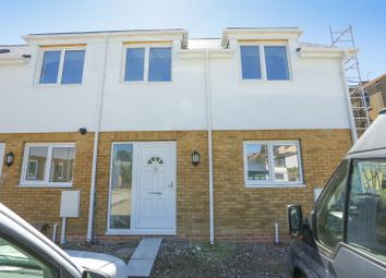 Thumbnail 4 bedroom end terrace house for sale in Harold Close, Cliftonville, Margate