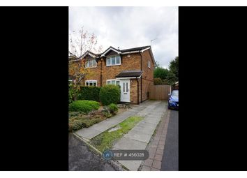 Thumbnail 2 bed semi-detached house to rent in Turnberry Drive, Wilmslow