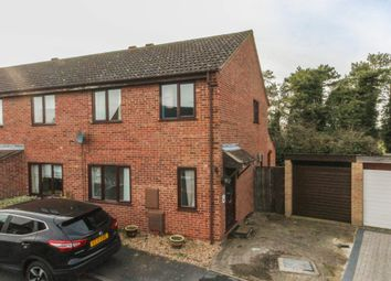 Thumbnail 3 bed end terrace house for sale in Drinkwater Close, Newmarket