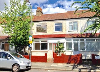 Thumbnail 4 bed terraced house for sale in Seely Road, Tooting, London