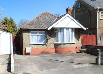Thumbnail 3 bedroom detached bungalow for sale in Wheeler Avenue, Swindon