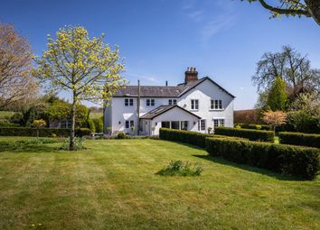 Manor Farm Lane, Michelmersh, Romsey, Hampshire SO51. 5 bed detached house for sale