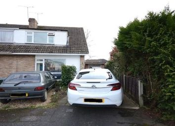 Thumbnail 3 bedroom semi-detached house for sale in Carrick Gardens, Woodley, Reading