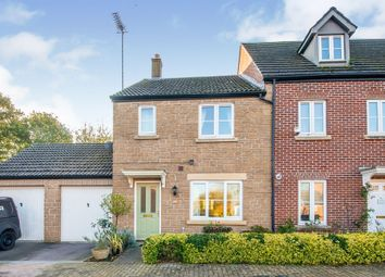 3 bed end terrace house for sale in Tithe Court, Yeovil BA20