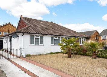 Thumbnail 3 bed detached bungalow for sale in Warren Road, Ashford