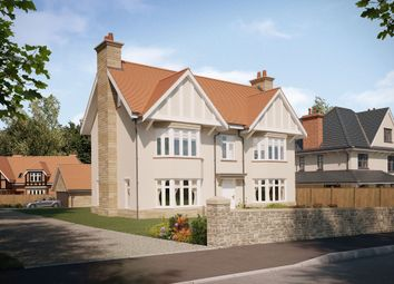 Thumbnail 6 bed detached house for sale in Cornall Road, Harrogate, North Yorkshire