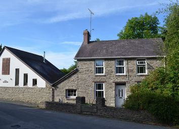 Thumbnail 5 bed detached house for sale in Porthyrhyd, Brongest, Newcastle Emlyn, Ceredigion.