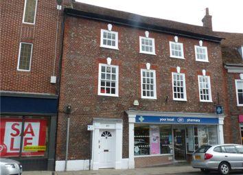 Thumbnail 3 bedroom flat to rent in East Street, Blandford Forum, Dorset