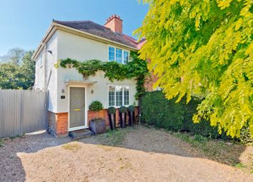 Thumbnail 2 bed semi-detached house for sale in Summer Road, Thames Ditton