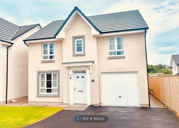 Thumbnail 4 bed detached house to rent in Shielhill Crescent, Bridge Of Don, Aberdeen