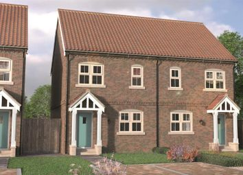 Thumbnail 3 bed semi-detached house to rent in Burton Fields, Brandesburton
