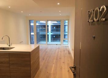 Thumbnail 1 bedroom flat to rent in Biring House, Royal Arsenal Riverside
